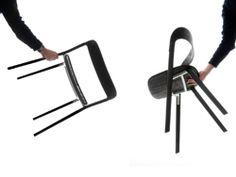 ronan + erwan bouroullec: baguette chair for magis