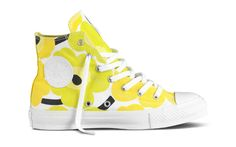 """""""Marimekko and Converse unite once again as the vivid colours and graphic prints of the Finnish design company come to life in the Spring/Summer 2013 Converse ♥ Marimekko collection."""