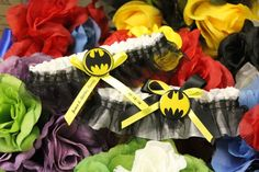 Batman Garters