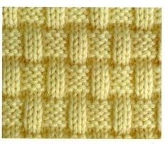 """""""The Sand Stitch creates a texture that looks pretty on both sides. This pattern for a cm) square is part of the Anthology Blanket knit-a-long, a free knit-a-long including 30 squares and 4 border patterns for a sampler blanket. Knitting Books, Easy Knitting, Knitting Stitches, Knitting Patterns, Crochet Patterns, Baby Sweater Patterns, Yarn Inspiration, Knitted Afghans, Border Pattern"""