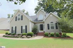 MLS® #1286837 | 9 Bittercrest Court, Simpsonville SC Real Estate | 4BD/2.5BA on cul-de-sac with screened porch and master on main!