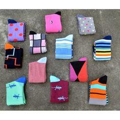 Nicole & Giovanni is a Nigerian sock brand