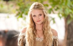 Gabriella Wilde better known by her stage name Gabriella Wilde or Gabriella Calthorpe, is an English model and actress best known for her roles in The Three Musketeers (2011) and Carrie (2013).