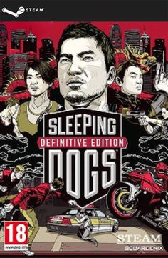 Sleeping Dogs Definitive Edition (STEAM GIFT) DIGITAL 11,00€