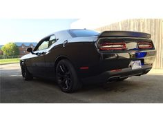 """Auto - 2015 Dodge Challenger Hellcat à GATINEAU, QC 100 000 $"" 2015 Dodge Challenger Hellcat, Future Car, Dream Cars, Collection, Futuristic Cars"
