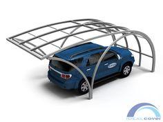 Car Canopy, Carport Canopy, Carport Designs, Garage Design, Metal Projects, Welding Projects, Carport Sheds, Car Shed, Car Shelter