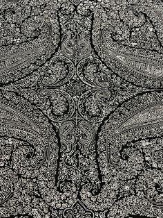 Black Pure Pashmina Shawl Wrap with Allover Sozni Embroidery, Pure Cashmere  Shawl, Sozni Hand Embroidery, Kashmiri Jaal Sozni Work Scarf f78a9de3962