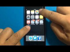 Cómo poner carpetas dentro de carpetas en iOS 9 - http://www.actualidadiphone.com/como-poner-carpetas-dentro-de-carpetas-en-ios-9/