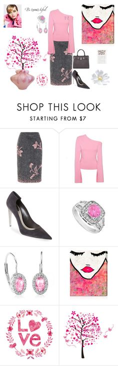 """BEAUTIFUL"" by destinystarheaven on Polyvore featuring Prada, Christian Dior, Oliver Gal Artist Co. and Murano"