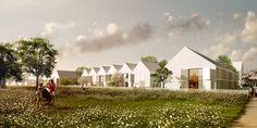 Ecoquartier Val d'Europe – Montévrain | Emmanuel Combarel Dominique Marrec Architects