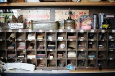 stamp storage @CraftStorageIdeas