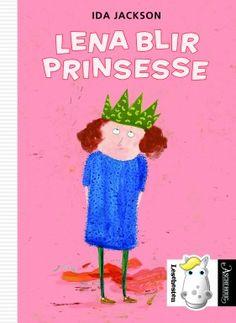 Den tredje boken om Lena i Den hvite lesehesten. Denne gangen handler det om prinsessekamp. Jackson, Family Guy, Guys, Movie Posters, Fictional Characters, Film Poster, Fantasy Characters, Sons, Jackson Family
