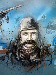 C215 - Vitry (Fr) by C215, via Flickr