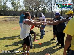 MMI Holdings team building event in Pretoria, facilitated and coordinated by TBAE Team Building and Events Team Building Events, Pretoria, Wrestling, Fun, Lucha Libre, Hilarious