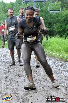 Have #FUN running a Spartan Race!