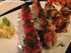 Amura Sushi | Florida Food Lover