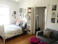 5 Studio Apartment Layouts to Try That Just Work | Studio Apartments ...