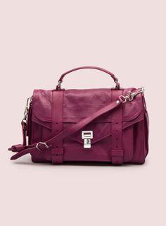 Shop For Portable Longchamp Le Pliage Love Bag Orchid