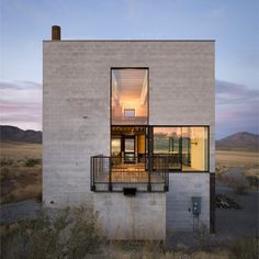 Outpost Residence by Olson Kundig