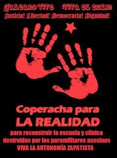 EZLN: CUENTAS DE LA RECONSTRUCCIÓN (Comunicado del Subcomandante Insurgente Moisés).
