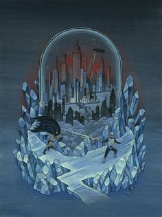 Heart of Ice by Nicole Gustafsson