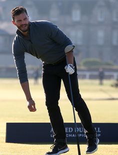 ADL Championship - Jamie at the Old Course St.Andrews, Scotland.  Day 1 October 1st, 2015. http://everythingjamiedornan.com/gallery/thumbnails.php?album=69