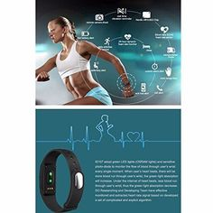 COOSA Wireless Fitness Tracker
