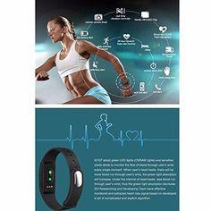COOSA Wireless Fitness Tracker