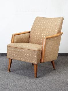 Items for sale by viremo Cocktail Chair, Armchair, Chairs, Mid Century, Retro, Ebay, Furniture, Vintage, Home Decor