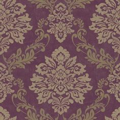 Palazzo by Arthouse - Black / Silver : Wallpaper Direct Vinyl Wallpaper, Damask Wallpaper, Brick Wallpaper, Love Wallpaper, Glitter Wallpaper, Purple And Gold Wallpaper, Geometric Wallpaper Metallic, Textured Wallpaper, Purple Gold