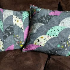 Sew Jess Handmade: Spellbound Quilted Cushion Covers
