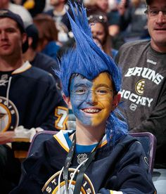 St. Louis Blues Fan