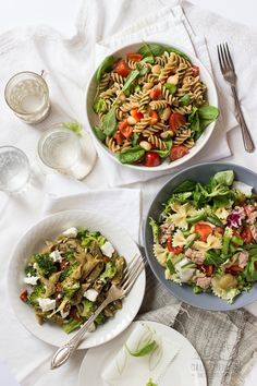 healthy food choices when eating out menu printable Going Vegetarian, Vegetarian Recipes, Healthy Recipes, Best Pasta Salad, Pasta Salad Recipes, Pesto, Quesadilla, Curry, Healthy Food Choices
