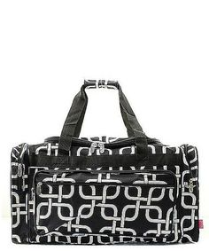 """23"""" Duffle Gym Bag Sports Carry On Travel Tote"""