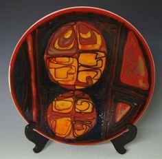 1960's Poole pottery Studio – 41cm