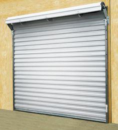 Rolling Sheet Door Model 770ss Rolling Steel Doors Garage