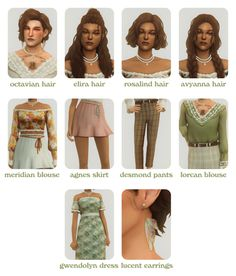 «Meadow Winds» by SIMANDY x CLUMSYALIEN 🌷🌷🌷🌷🌷 - Sims 4 Updates -♦- Sims 4 Finds & Sims 4 Must Haves -♦-