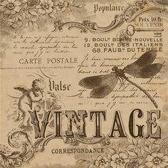 Printable Vintage Paper