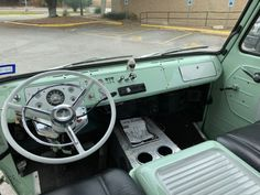 Bid for the chance to own a 1967 Ford Econoline Pickup at auction with Bring a Trailer, the home of the best vintage and classic cars online. Radiator Repair, Custom Center Console, Dodge Van, Shop Truck, Car Upholstery, July 17, Custom Vans, Unique Cars, Pickup Trucks
