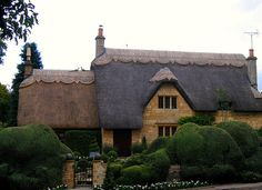Cotswolds. O.K., this is to go with the English garden I pinned yesterday.