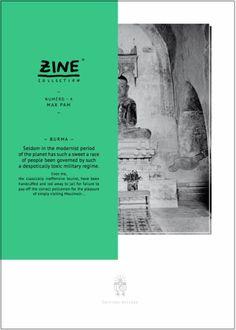 Max Pam: Zine Collection N°4: Burma - Bookshop Anzenberger Gallery