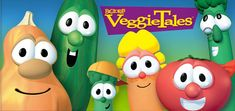 Veggie Tales party ideas