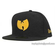 Wu Tang Fashion Snapback Hats Adjustable Caps Black|only US$6.00 - follow me to pick up couopons.