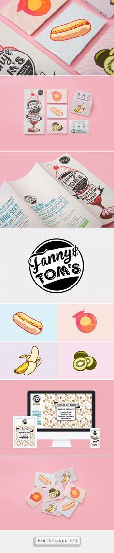 Branding | Fanny and Tom's | Headjam Creative Agency | Newcastle, NSW... - a…