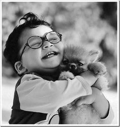 why are babies and puppies so cute?