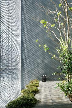 Optical Glass House, Hiroshima, Japan by Hiroshi Nakamura  Nap