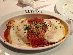 Italian Chain Restaurant Recipes: Brio Lasagna