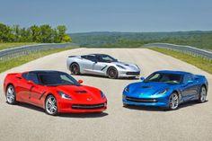 """Im Januar 2013 wurde auf der Detroit Auto Show die Corvette C7 enthüllt, die wieder den Beinamen """"Stingray"""" enthält. Der ultraflache US-Spor..."""