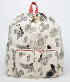 Fly Bird Backpack - Roxy