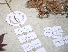 Tableau de mariage | wedding
